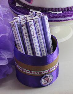 Violettas Party | CatchMyParty.com