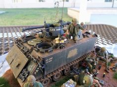 "Armorama :: ""Breakfast in the Boonies."" Vietnam July 1967"