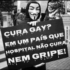 Pois é...Mundo tá perdido mesmo... Lgbt, Intersectional Feminism, More Words, Lesbian Love, Anti Social, Thank God, Equality, Funny Memes, Thoughts
