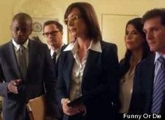 Pocket : 'The West Wing' Reunion: The Walk And Talk Returns (VIDEO)