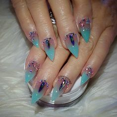 Custom nails design design by Crazy Nail Designs, Colorful Nail Designs, Nail Designs Spring, Nail Polish Designs, Beautiful Nail Designs, Nail Art Designs, Nails Design, Sassy Nails, Cute Nails
