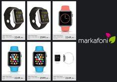 Apple Watch Ülkemizde Satışa Sunuldu!