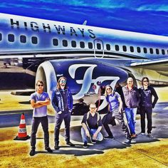 Foo Fighters Rock am Ring.