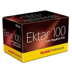 Kodak Ektar 100 Professional Iso 100, 35Mm, 36 Exposures, Color Negative Film, 2015 Amazon Top Rated Film Photography #Photography