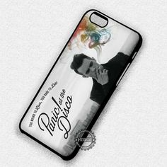 Panic At The Disco Poster Landscape - iPhone 7 6 5 SE Cases & Covers