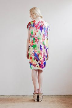 Silk Jersey by SLCSLC on Etsy