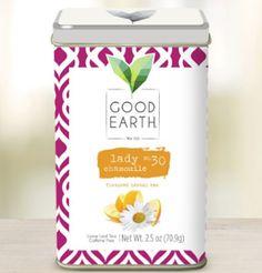 FREE Good Earth Loose-Leaf Tea Sample