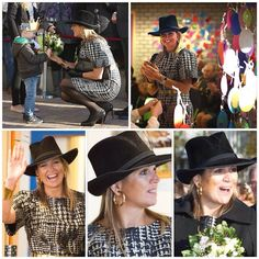 21-11-2014 Queen Maxima at the opening of the school Joure Zuid in Joure.