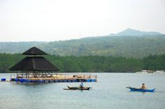 What used to be a barren islet off Baranggay Bato in Sta. Cruz, Davao del Sur has been turned into a beach resort. Officially called the Pa. Davao, Nice Place, Pinoy, Beach Resorts, Philippines, Opera House, Building, Places, Travel