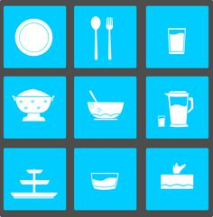 Tableware Icon Pack. 1000+ awesome free vector images, psd templates, icons, photos, mock-ups and more!