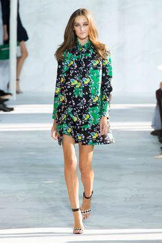 The Best Looks From New York Fashion Week: Spring 2015 DIANE VON FURSTENBURG