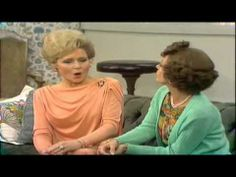 "The Carol Burnett Show - Mama's Family skit wth Betty White! When Eunice says, ""Isn't she fun?"" Priceless :)"