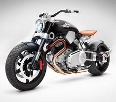 Confederate Motorcycles X132 Hellcat Speedster.