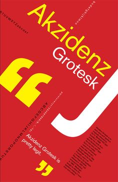 25 Best Akzidenz Grotesk images in 2017 | Type posters