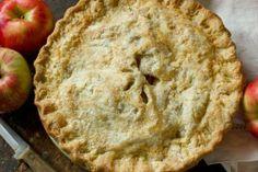 #Recipe: Double-Crust Apple Pie