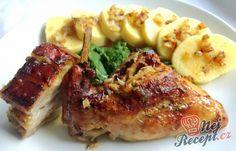 Bucky, Baked Potato, Pork, Potatoes, Chicken, Baking, Health, Ethnic Recipes, Fine Dining