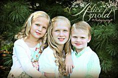 My three wonderful children 2013