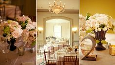 Blush Floral Design :: Portfolio: Tabletops