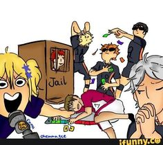 Omfg another one || Haikyuu ♛