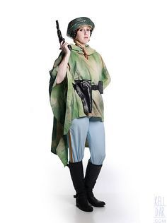 princess leia endor - Google Search  sc 1 st  Pinterest & Click Here To See Image Full Size | Costumes | Pinterest | Cosplay ...