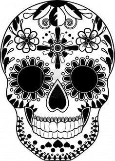 Dia de los Muertos on Pinterest