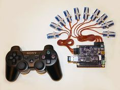 How to Use A PS3 Controller As A Wireless Servo and I/O Controller! - See more at: http://www.gadgetexplained.com/2016/02/how-to-use-ps3-controller-as-wireless.html#sthash.t3Y6WDCc.dpuf