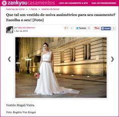 Magali Vieira Na Mídia: Site Zankyou Casamentos (Abril 2015)
