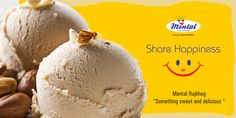 """Share Happiness! End the perfect date with Mental Rajbhog  """"something sweet and delicious """""""