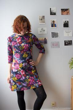 Wiebke's Françoise Dress