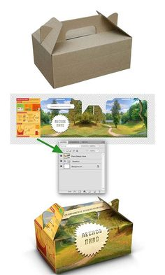 Out of all the different types of mockups, the templates featuring different types of packaging are probably the most useful for giving an insight into how your design will actually look when it's printed or manufactured. This is especially true for boxes where the digital design can only be seen as a flat net, or …: