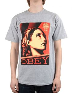 10ae45f929d57a Buy Plans For The Future - Heather Grey by Obey Clothing from our Clothing  range - Greys -   fatbuddhastore