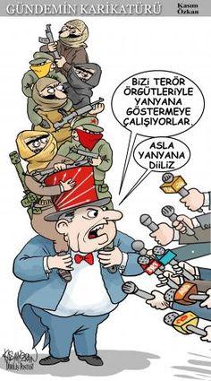 CHP karikatürü | Tantana