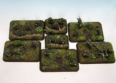 A tutorial on how I base my Flames of War models for my 11th. Armoured Division sherman company. Shows examples of models based for Operation Market Garden for a British Heavy Mortar platoon and a 101st Airborne paratroopers platoon. Models based using greenstuff, pumice, and static grass.