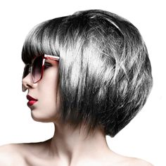 Crazy Colour Platinum Semi-Permanent Hair Dye 100ml when I get old and gray, this is going to be go to hair color.