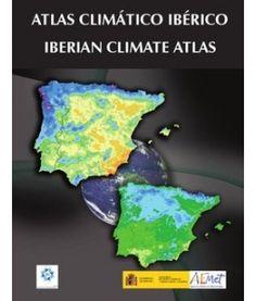 Atlas Climático Ibérico - normais climatológicas de 1971 a 2000 (IM 2011) Norman, Atlas, Japanese, Ethnic Recipes, Geography, Books, Japanese Language