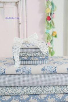 ♡ Tilda Fabrics , http://www.suendenherz.de/