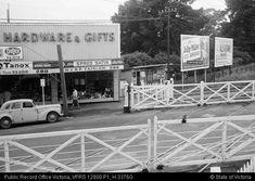 GATES CHELTENHAM CHARMAN ROAD - Public Record Office Victoria
