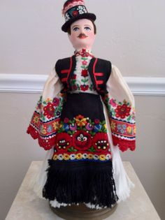 Hungarian Man ~ Collection of Rebekah Myers Dunford