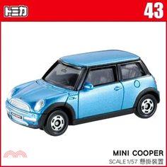 TOMICA小汽車 NO.43-MINI COOPER@麗嬰特賣