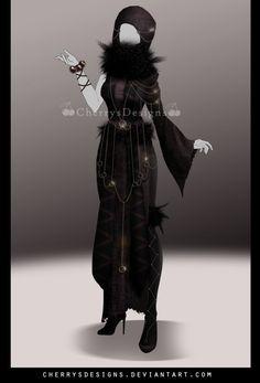 (OPEN 24H AUCTION) Outfit Adopt 717 by https://cherrysdesigns.deviantart.com on @DeviantArt