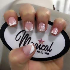 Manicure Nail Designs, Nail Manicure, Pedicure, Precious Nails, Mandala Nails, Stamping Nail Art, Nail Spa, Natural Nails, Finger