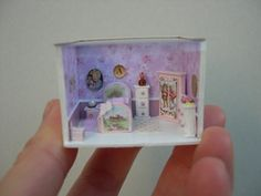 Dolls miniatures 1/144 scale House by Cantimpalominiaturas