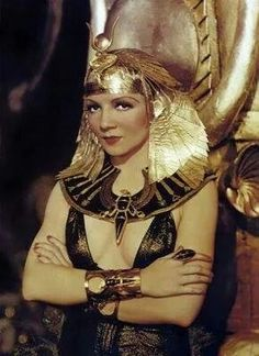 Claudette as Cleo
