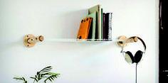 Le mensole di corda XanXan www. Milano Design Week .org
