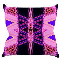 Kess InHouse Nina May Decorama Indoor / Outdoor Throw Pillow - NM1011AOP0