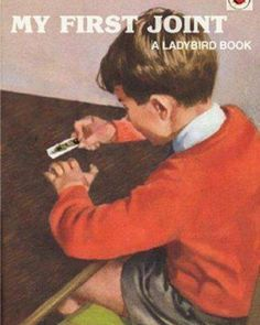 Funny book covers made up from children's Ladybird books etc. Quite funny and something that i laugh at because they are funny. Golf Quotes, Funny Quotes, Funny Memes, Hilarious, Humor Quotes, It's Funny, Vintage Book Covers, Vintage Books, Vintage Ads
