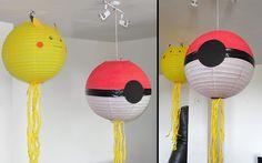 Piñatas Pokemon