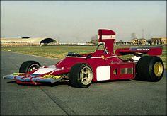 1974 Ferrari 312B3 (prezentacja)