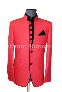 Modish Red Coat