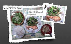 For Dinner on 06/Sep/2012